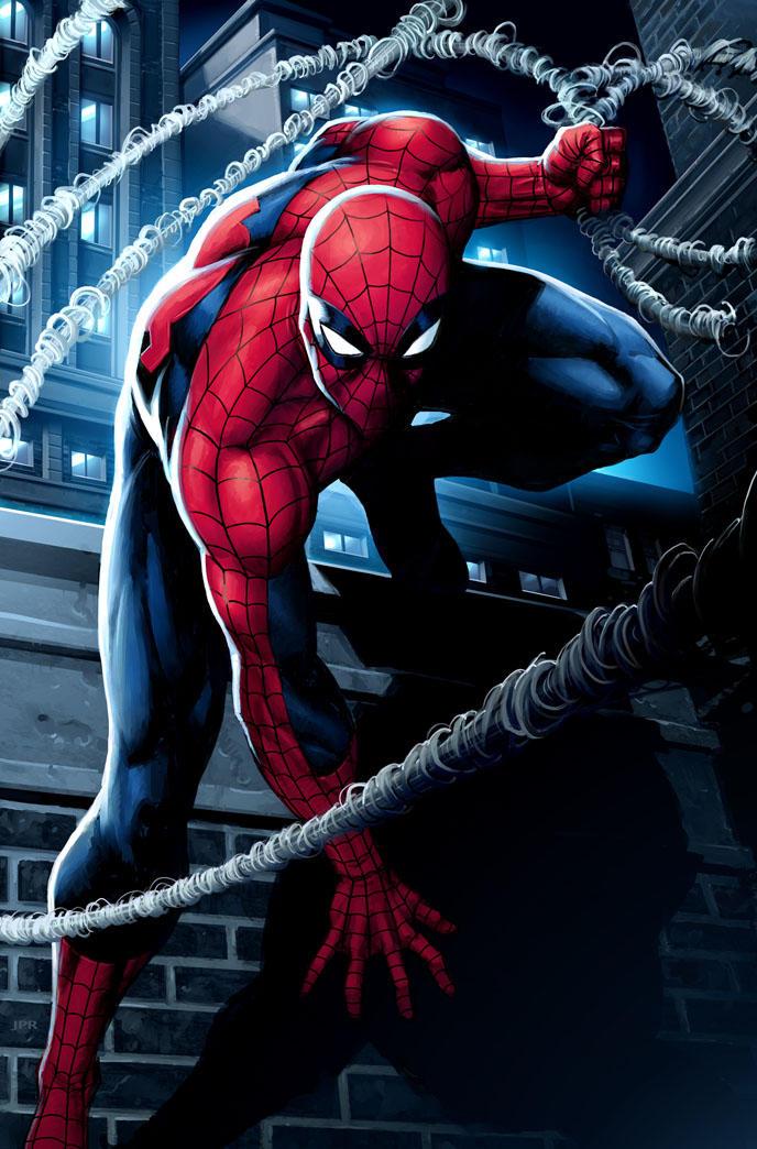 Spiderman by JPRart on DeviantArt