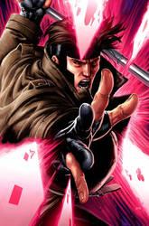Gambit by JPRart