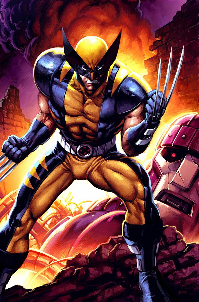 Wolverine by JPRart