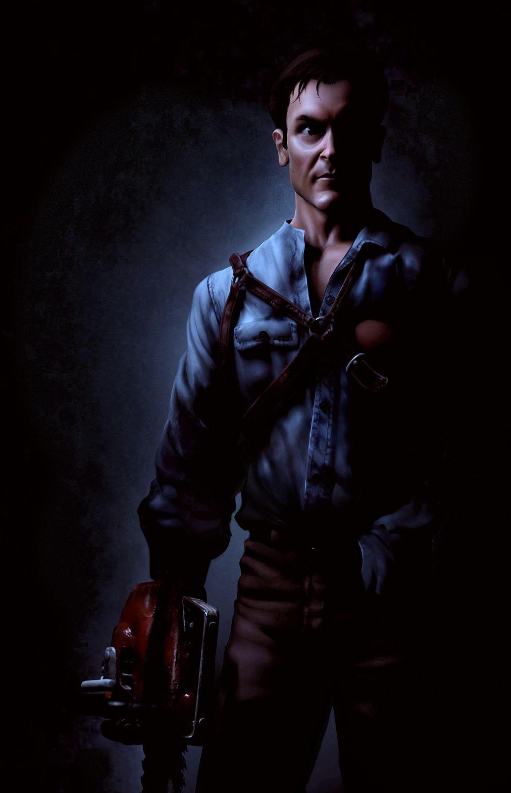Bruce Campbell - Evil Dead by JPRart