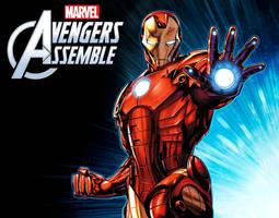 Avengers Assemble Iron Man