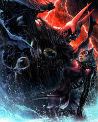 Batman Red Rain