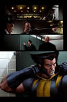 Wolverine page 5