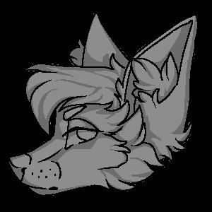 [F2U] Wolf Pixel Icon