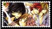 Himegimi to Sanbiki no Kemono stamp by mynekoheart