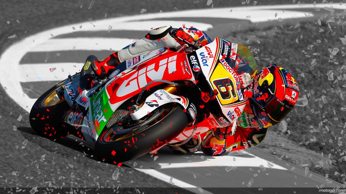 MOTO GP Wallpaper HD Free! By HarriePatemanDesigns On