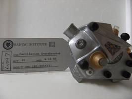 Buckaroo Banzai Oscillation Overthruster Prop by Brashsculptor