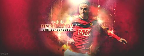 Berbatov - Ex Manchester United by DaVGraphic