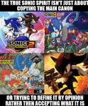 Defined Sonic Spirit