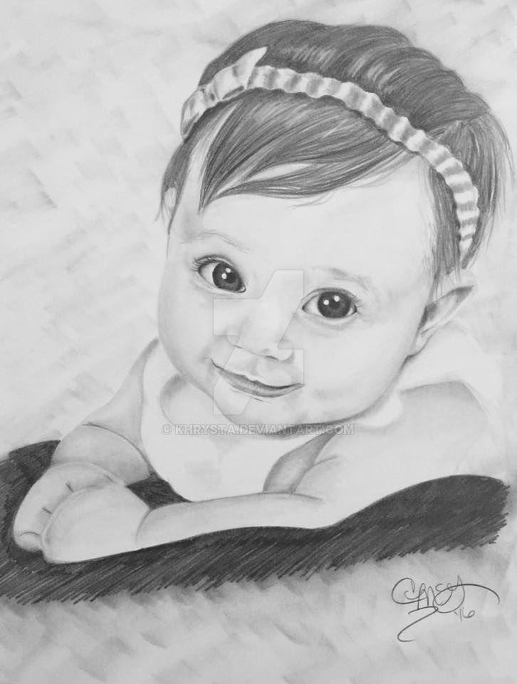Little Girl Portrait by khrysta