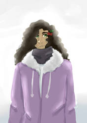 [ES] It's Cold Outside - Winter Outfit