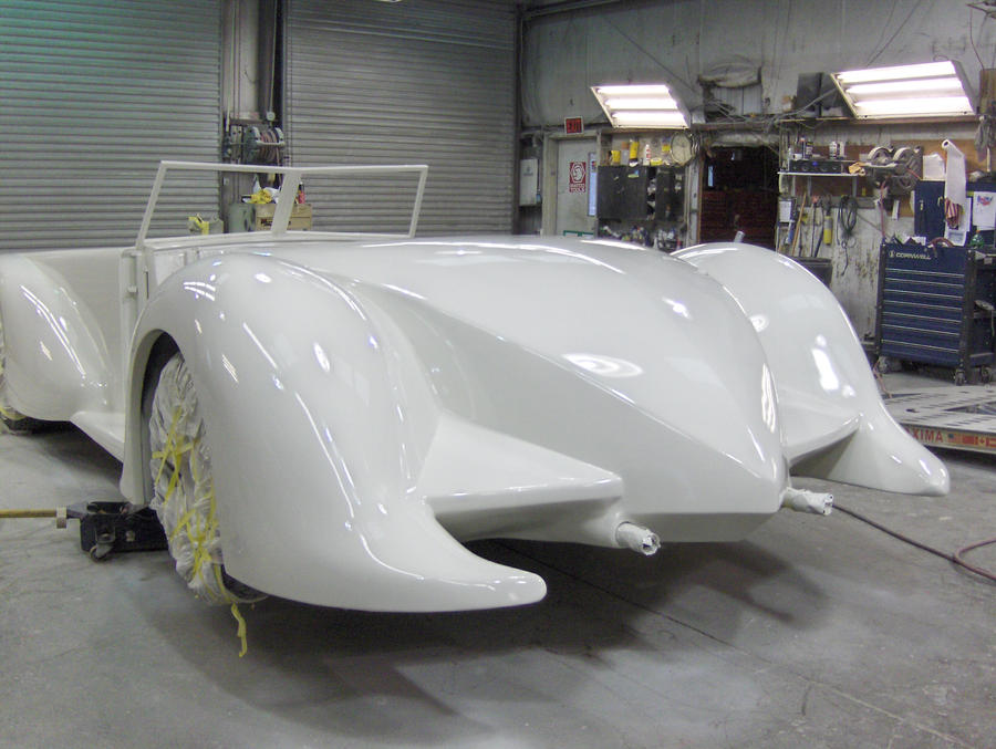 BUILDING NEMO CAR STREET ROD by dentman65