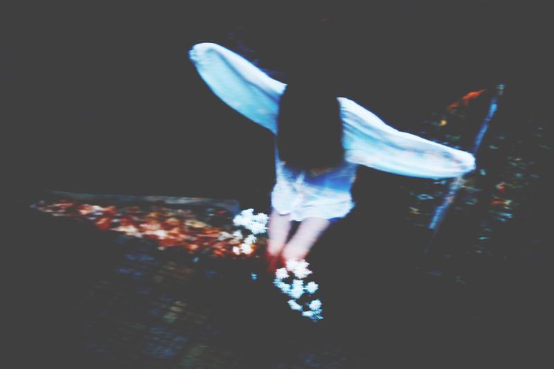 flowers around your feet by meyrembulucek