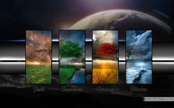 Beautiful-animated-four-seasons