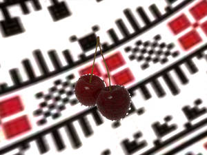 Cherries 3D