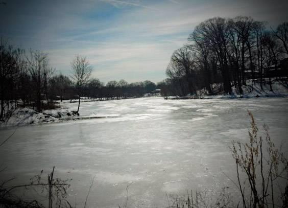 The Frozen Horizons