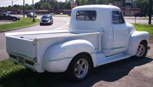 Restoration Chevy Shortbed