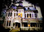 A Beautiful Sight..This Victorian Home...