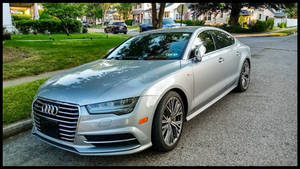Audi Super Charged Quattro