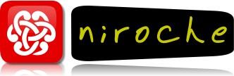 Niroche logo 1 -contest- by korochi44