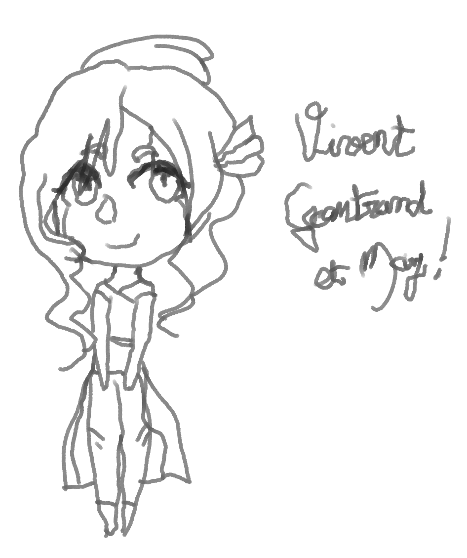 Vivent Gontrand et May ! by KyokiNoRozu