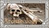 Archaeology stamp by KyokiNoRozu