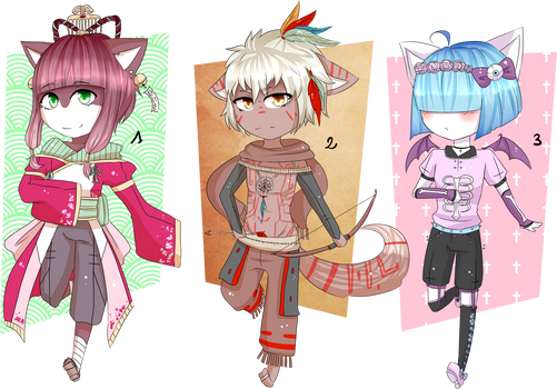 Kemonomimi Adopts (CLOSED )