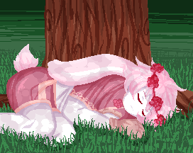 7 days Pixel Challenge : Tiny Nap by KyokiNoRozu
