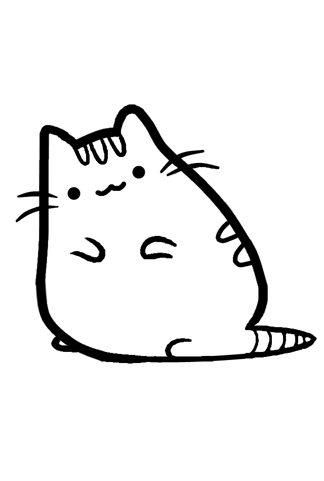 Pusheen The Cat Printable Coloring Pages Coloring Pages Coloring Pages Pusheen