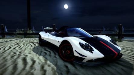 Zonda Cinque Roadster by CarbonRDSJ