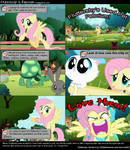 Fluttershy's Job - Screenshot Comic