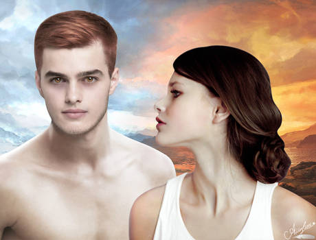 Fire and Ice | Edward Cullen and Bella Swan