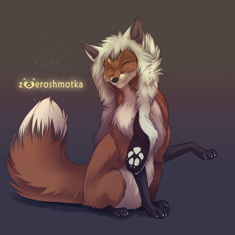 Zweroshmotka fox by 2078