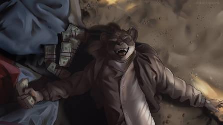 Where is my money!?