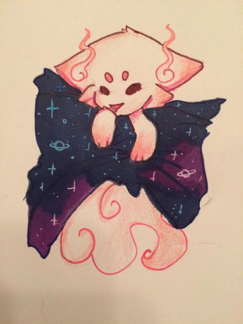 We sleep under a blanket of stars by alistarandfriends