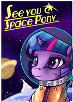 Welcome into the Space Journey by SilverHopeXIII