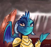 The New Dragon Lord by SilverHopeXIII