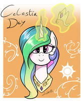 Summer Sun Celebration/Celestia Day by SilverHopeXIII