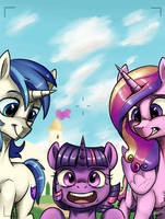 A Family Picture by SilverHopeXIII