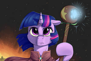 Twilight's Scepter
