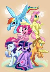 10 Years of Ponies
