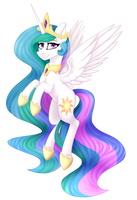 .:Celestia, Princess of the Sun:. by KremciaKay