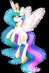 .:Celestia, Princess of the Sun:.