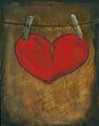 My heart is.... by tendercoal