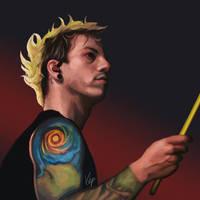 Josh Dun by tendercoal