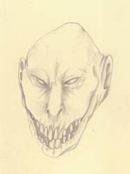 enemy head