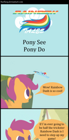 Rainbow Tales: Pony See Pony Do