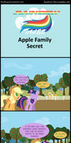 Rainbow Tales: Apple Family Secret