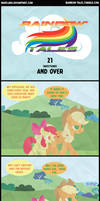 Rainbow Tales: 21 (Questions) and Over