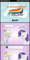Rainbow Tales Replies: Awkward Moment